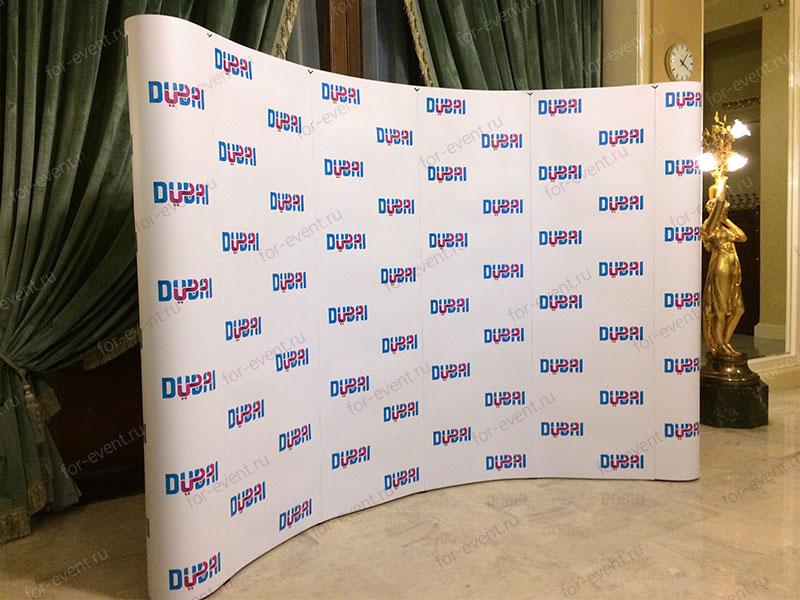 Поп ап Dubai 4×3 секции